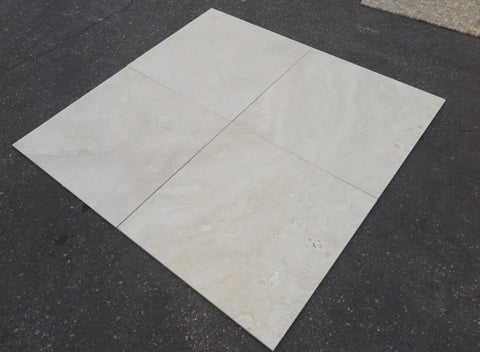 Honed Durango Travertine Tile
