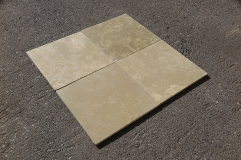 French Vanilla Limestone Tile