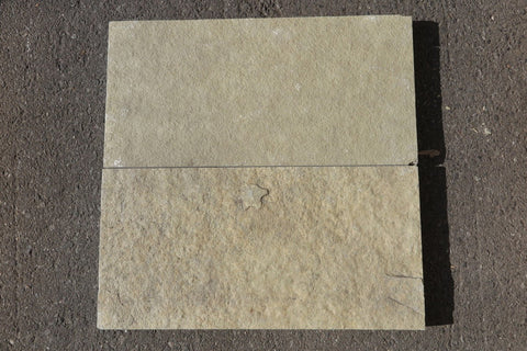 "French Vanilla Limestone Coping - 12"" x 24"" x 1.5"""