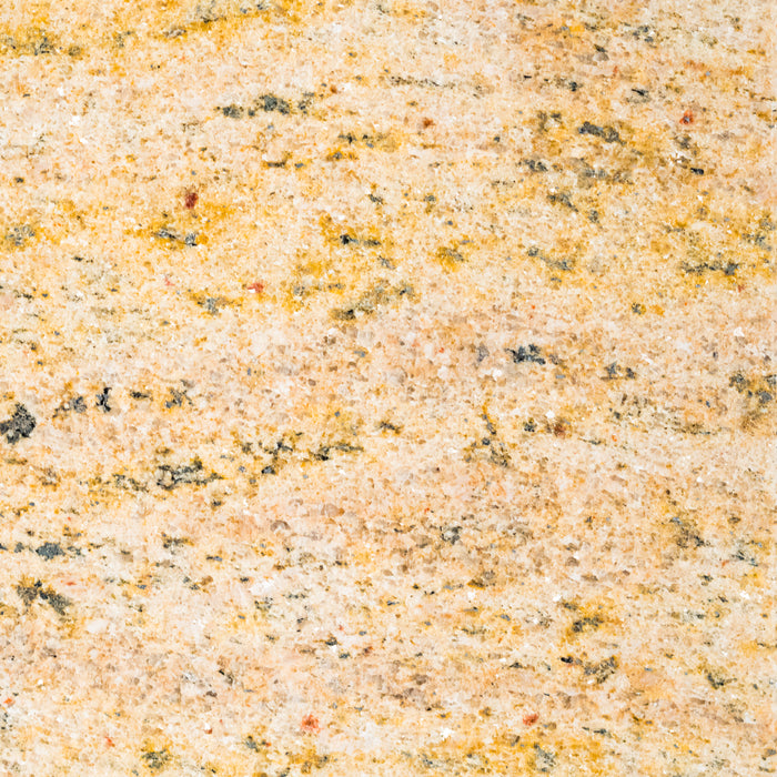 "Ghibli Gold Granite Tile - 18"" x 18"" x 1/2"" Polished"