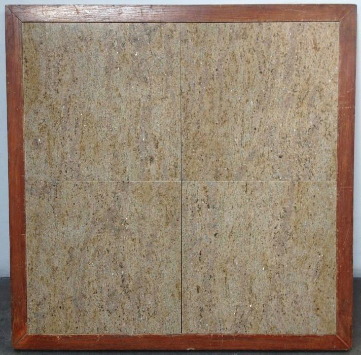 "Polished Ghibli Gold Granite Tile - 18"" x 18"" x 1/2"""