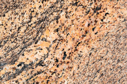 "Giallo California Granite Tile - 12"" x 12"" x 5/16"" Polished"