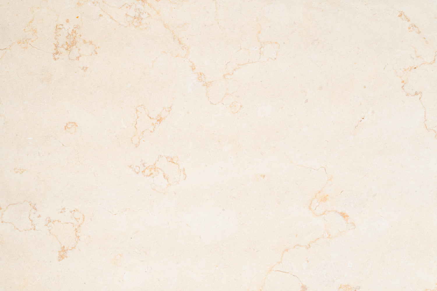 "Full Tile Sample - Golden Cream Limestone Tile - 12"" x 12"" x 3/8"" Honed"