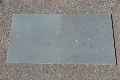 "Honed Green Stone Limestone Tile - 12"" x 12"" x 3/8"""