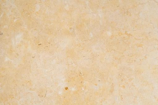 "Full Tile Sample - Jerusalem Gold Limestone Tile - 12"" x 12"" x 3/8"" Honed"