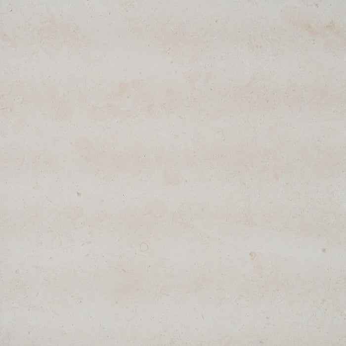 "Full Tile Sample - Jerusalem Pearl Limestone Tile - 24"" x 24"" x 5/8"" Honed"