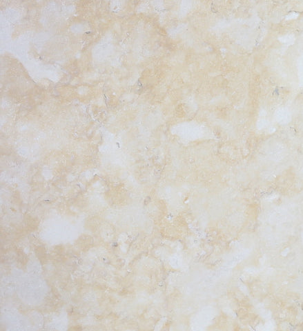 "Jerusalem Gold Dark Limestone Coping - 12"" x 16"" x 2"" Brushed"