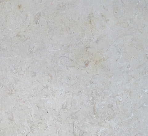 "Jerusalem Grey Gold Limestone Tile - 16"" x 30"" x 1/2"" Chiseled & Brushed"