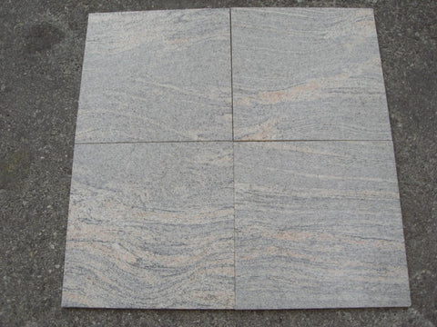 Polished Juparana Columbo Granite Tile