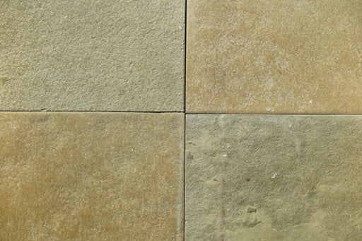 "Kota Brown Limestone Tile - 18"" x 18"" x 5/8"" Brushed"