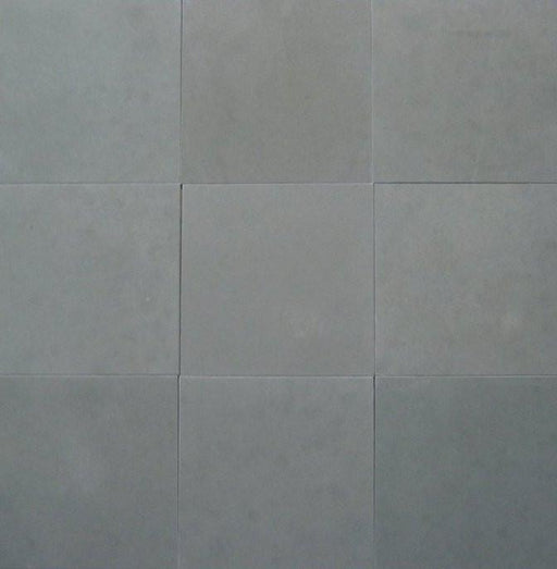 "Full Tile Sample - Kota Blue Limestone Tile - 12"" x 12"" x 3/8"" Honed"