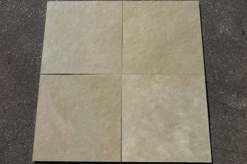 "Kota Brown Limestone Tile - 12"" x 12"" x 1/2"" - 5/8"""