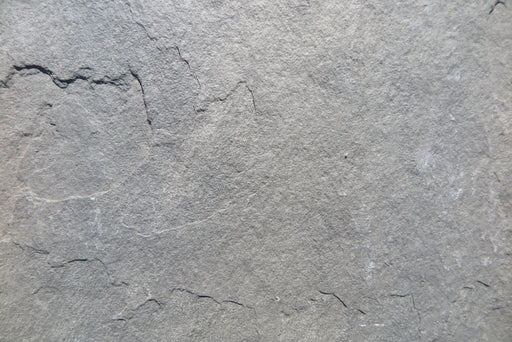 "Kota Grey Limestone Tile - 12"" x 12"" x 3/8"" Natural Cleft Face, Gauged Back"