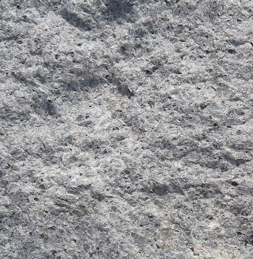 "Light Gray Porphyry Paver - 4"" x 4"" x 3/4"" Split Face"