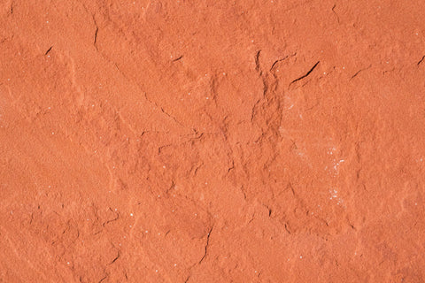 Morning Glory Sandstone Tile - Natural Cleft Face, Gauged Back