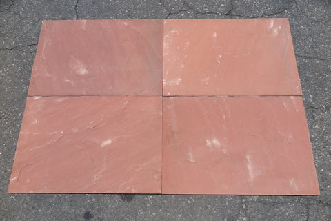 "Morning Glory Sandstone Tile - 24"" x 36"" x 1 1/2"""
