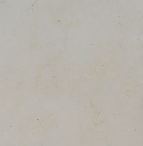 "Oyster Cream Marble Tile - 12"" x 12"" x 3/8"" Honed"