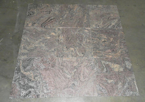 Polished Paradisso Standard Granite Tile