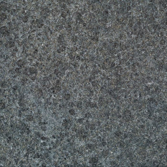 "Pompeii Black Granite Tile - 12"" x 24"" x 1/2"" Flamed"