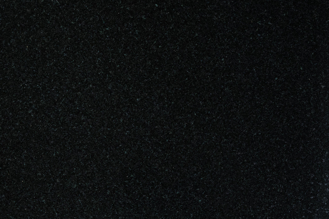"Premium Black Granite Tile - 12"" x 12"" x 3/8"" Polished"