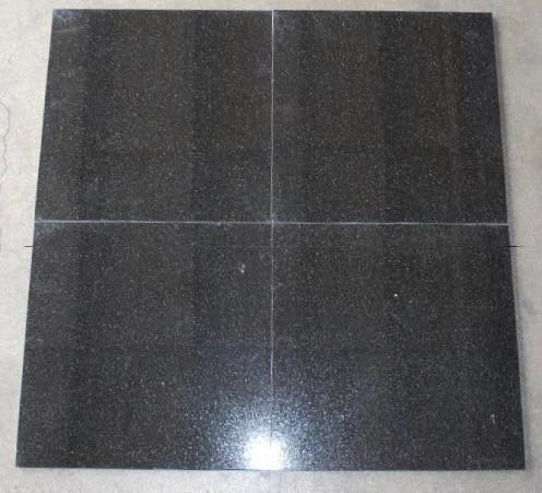 Premium Black Granite Tile