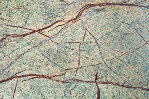 "Rain Forest Marble Tile - 12"" x 12"" x 3/8"" Polished"