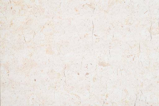 "Ramon Bone Limestone Tile - 16"" x 16"" x 1/2"" Honed"