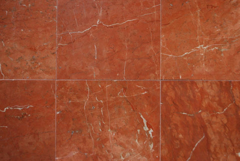Rojo Alicante Marble Polished Tile