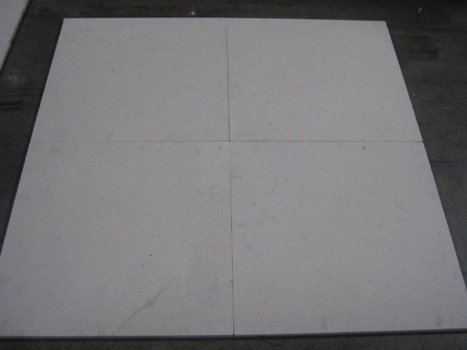 "Rosal Limestone Tile - 18"" x 18"" x 1/2"" Honed"