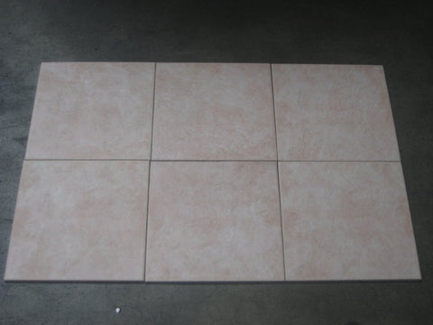 "Roseo Porcelain Tile - 12"" x 12"" x 3/8"" Unpolished"