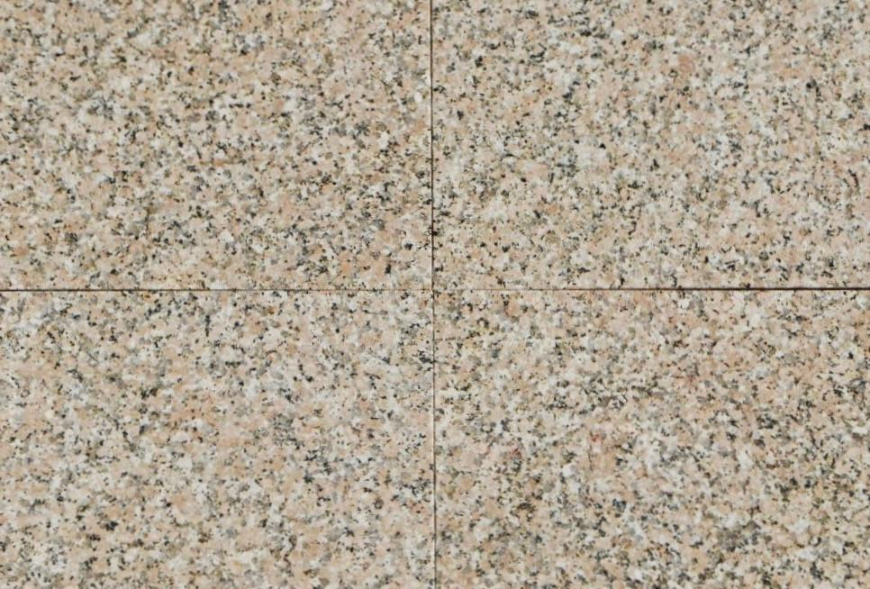"Rosy Pink Granite Tile - 12"" x 12"" x 3/8"" Polished"