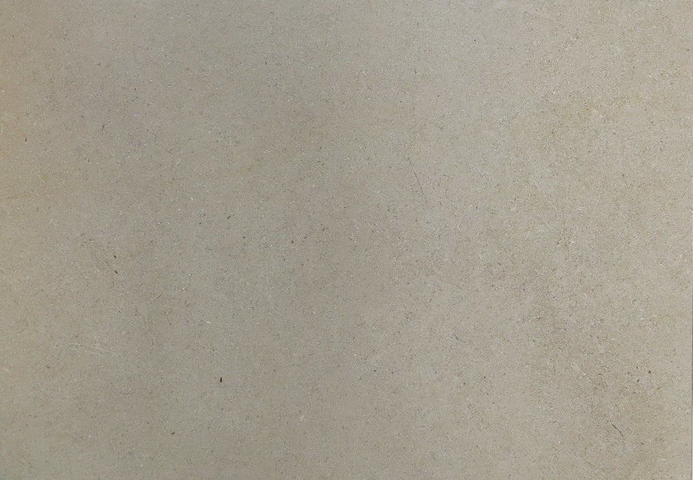 "Full Tile Sample - Royal Satin Limestone Tile - 24"" x 24"" x 3/4"" Honed"