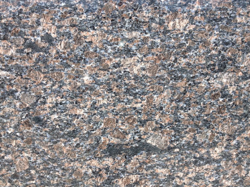 "Sapphire Brown Granite Tile - 18"" x 18"" x 1/2"" Polished"