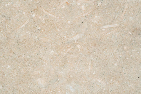 "Sea Grass Limestone Tile - 18"" x 18"" x 3/8"" - 1/2"" Honed"