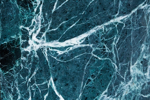 "Spider Green Marble Tile - 12"" x 12"" x 3/8"" Polished"