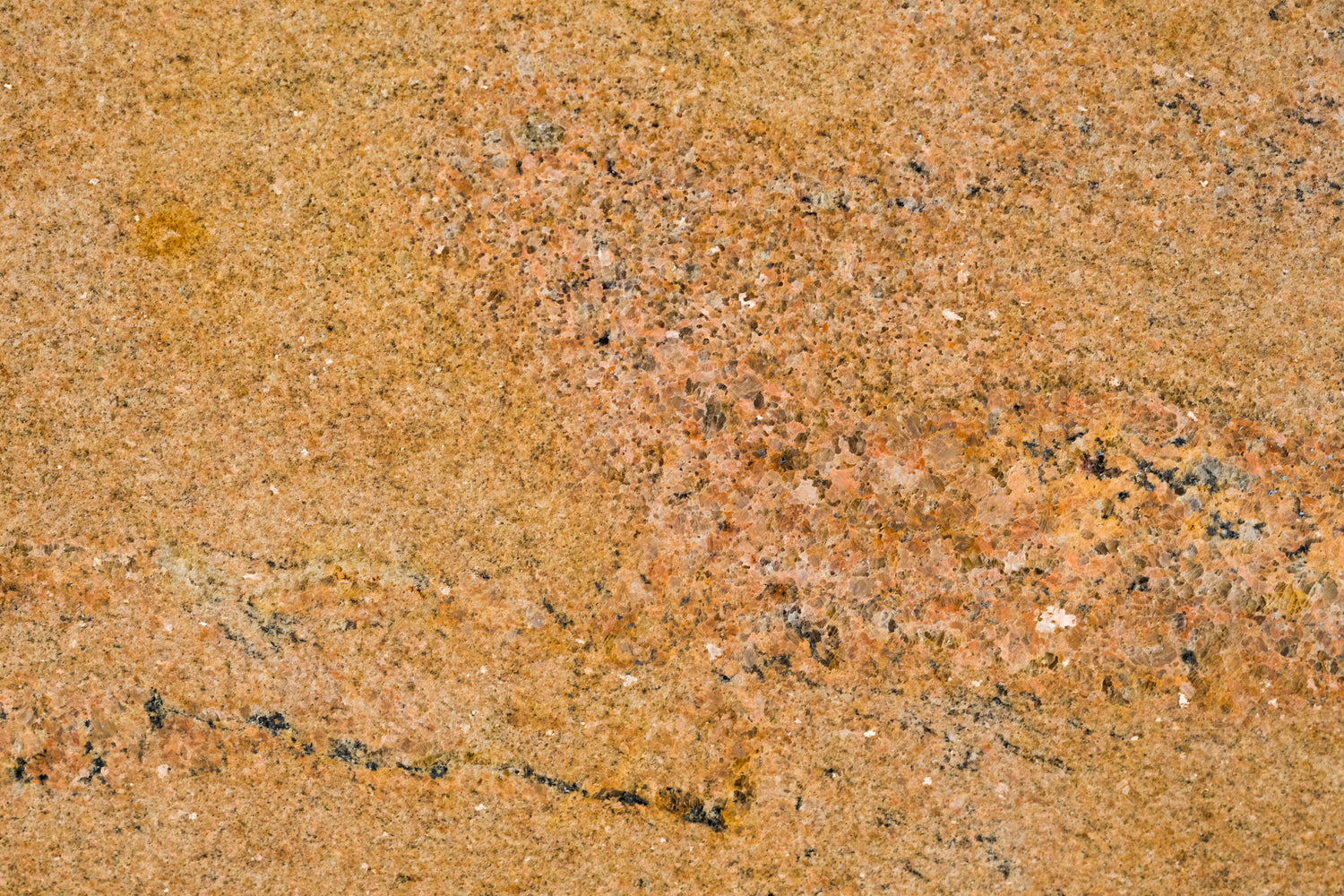"Super Carmel Granite Tile - 12"" x 12"" x 3/8"""