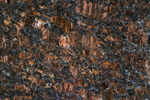 "Tan Brown Granite Tile - 12"" x 12"" x 3/8"" Polished"