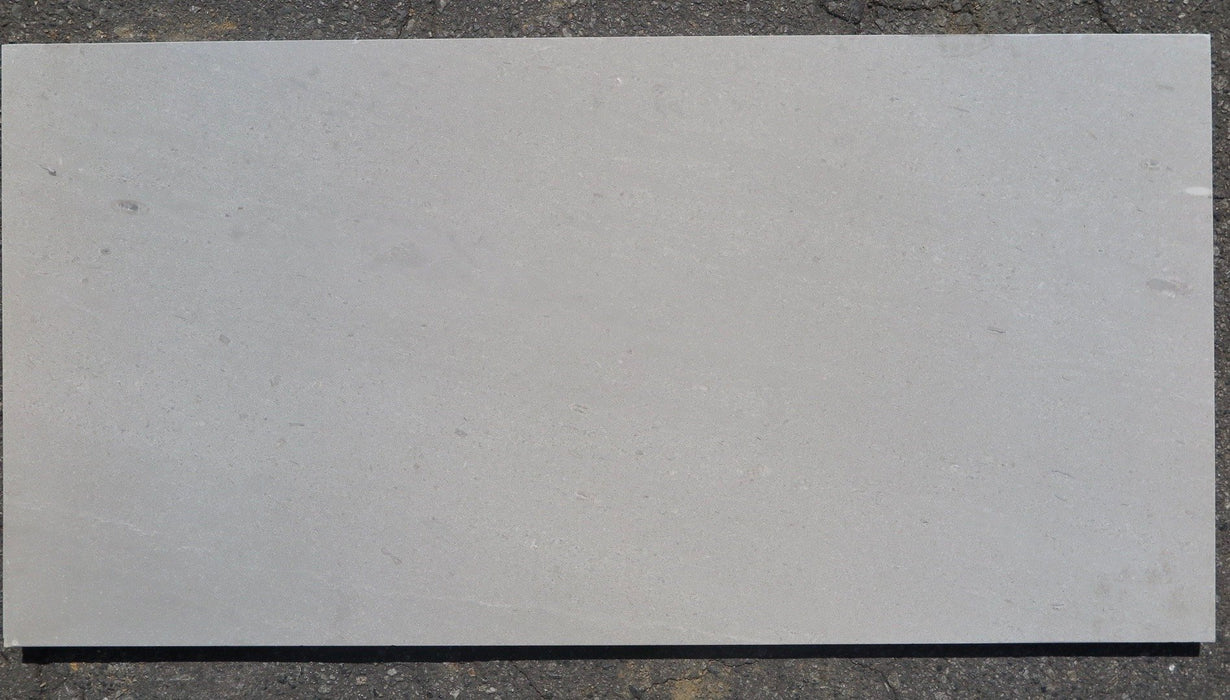 Tao Grey Limestone Tile Brushed
