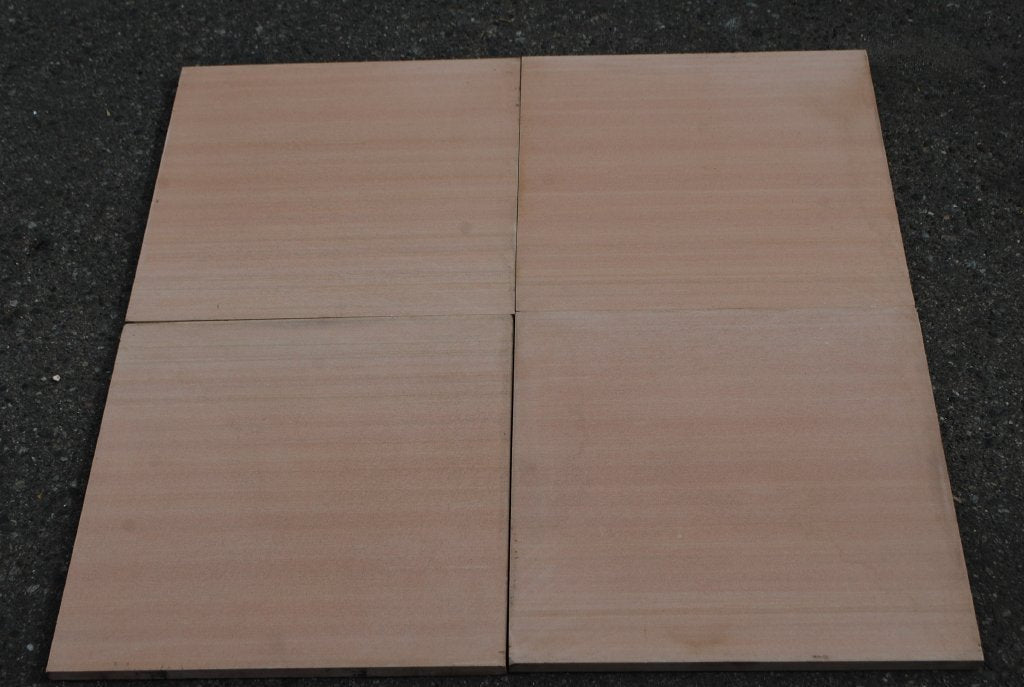 Tea Rose Sandstone Tile Honed