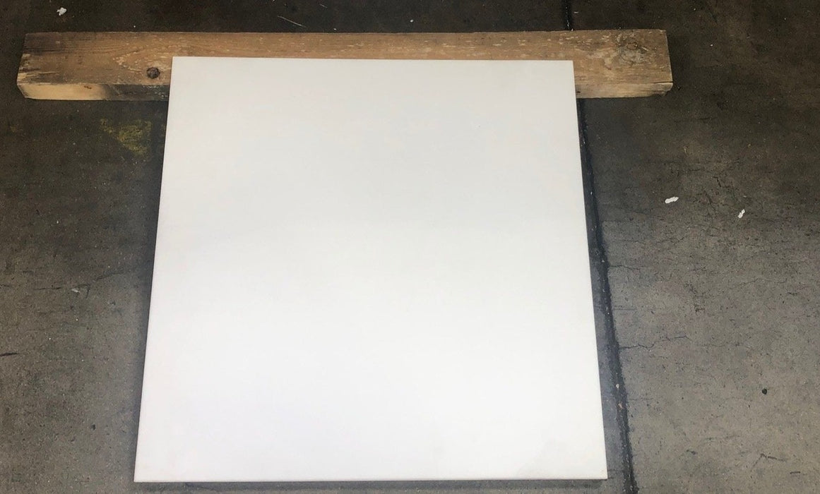 "Thassos White Extra Marble Tile - 24"" x 24"" x 3/8"" Polished"