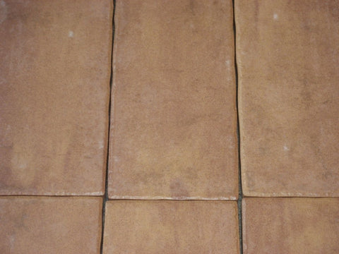 "Tobacco Porcelain Tile - 6.5"" x 13.2"" x 1/2"" Unpolished"