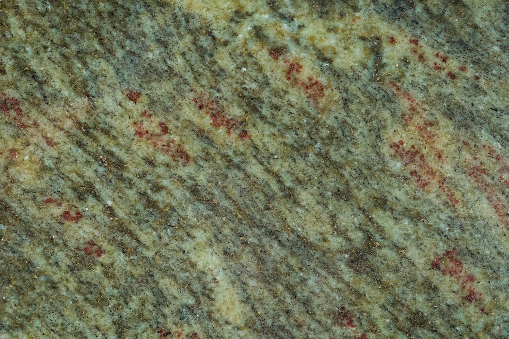 "Tropical Green Granite Tile - 12"" x 12"" x 3/8"" Polished"