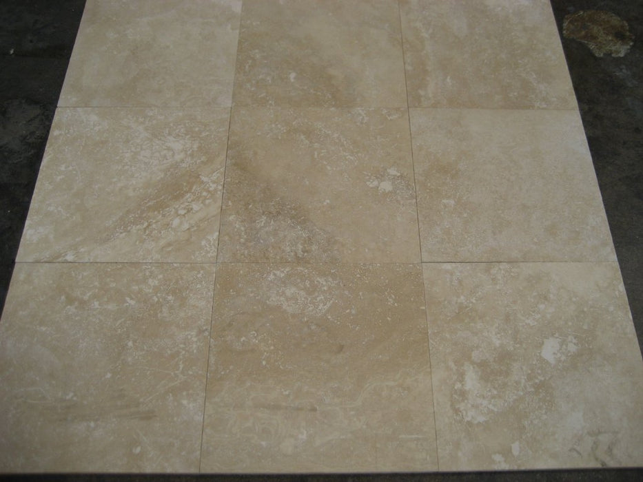Turco Classico Cross Cut Travertine Tile