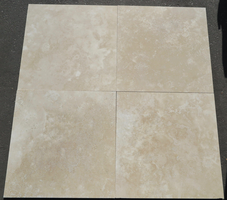 Turco Classico Vein Cut Travertine Tile