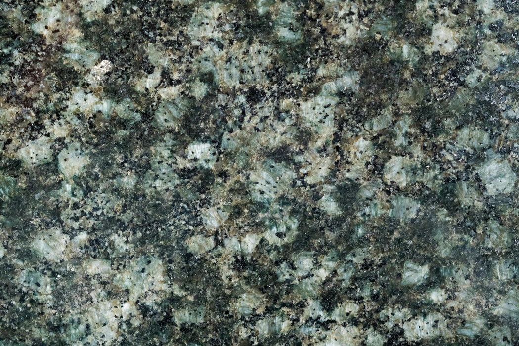 "Full Tile Sample - Verde Fontaine Granite Tile - 12"" x 12"" x 5/16"" Polished"