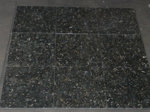 Verde Butterfly Granite Tile Polished