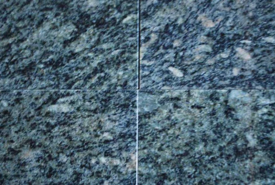 "Verde Maritaka Granite Tile - 12"" x 12"" x 3/8"" Polished"