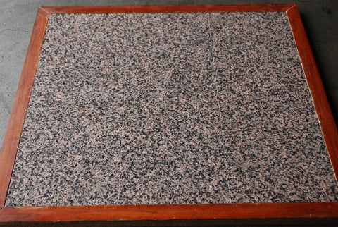 "Polished Violetta Granite Tile - 12"" x 12"" x 3/8"""