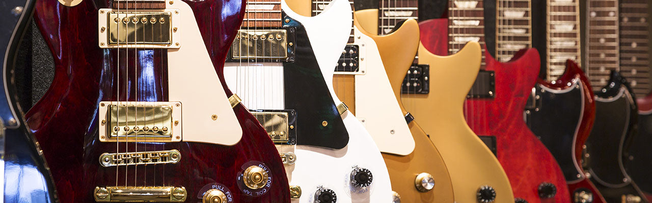 Guitars for Pawn Shop Loans
