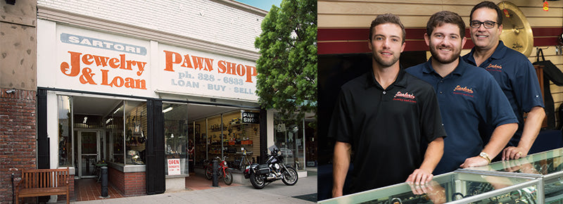 Family owned Pawn Shop in Torrance Los Angeles